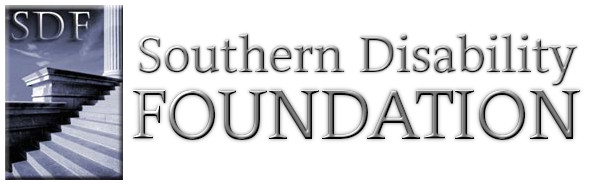 Southern Disability Foundation  ‎logo