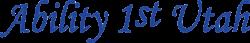 Ability 1st Utah logo