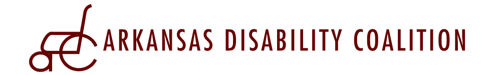 Arkansas Disability Coalition logo