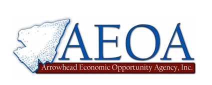 Arrowhead economic opportunity agency, inc. ‎logo