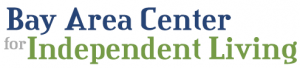 Bay Area Center for Independent Living ‎logo