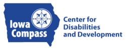 Center for disabilities & development logo