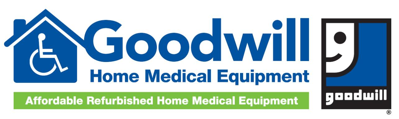 Goodwill Home Medical Equipment logo