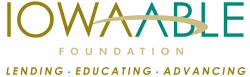 Iowa Able Foundation logo