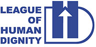 League of Human Dignity logo