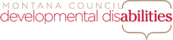 Montana Council on Developmental Disabilities logo