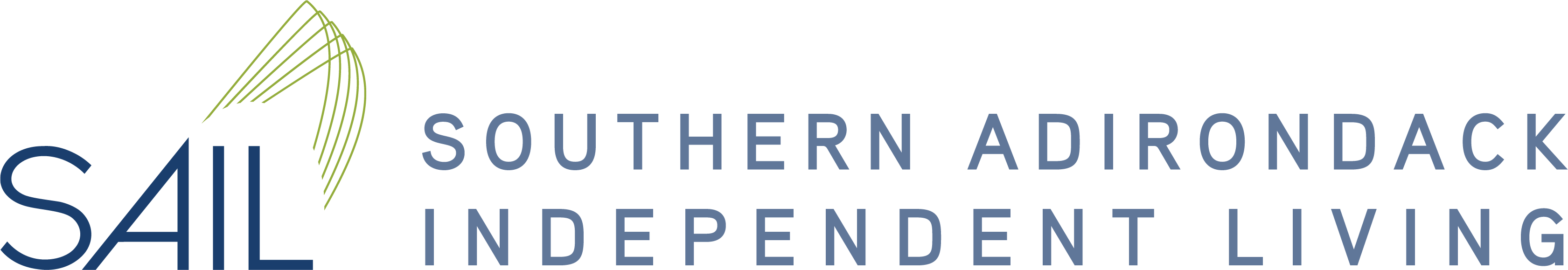 Southern Adirondack Independent Living Center ‎logo
