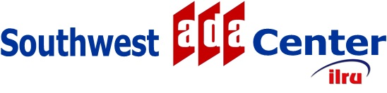 Southwest Americans with Disabilities Act Center logo