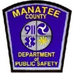 The Manatee County Department of Public Safety ‎logo