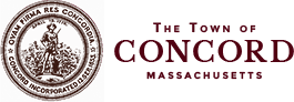 The Town of Concord ‎logo