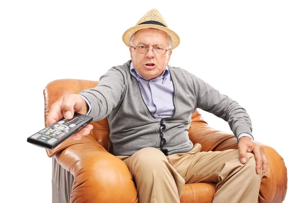 Best TV Remote for Seniors