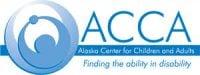 Alaska Center for Children and Adults logo