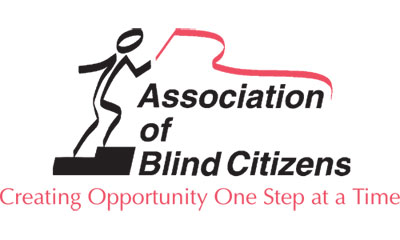 Association of Blind Citizens logo
