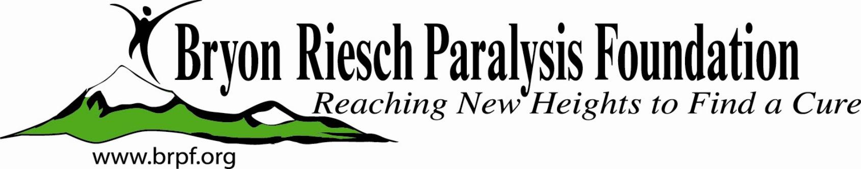 Bryon Riesch Paralysis Foundation logo