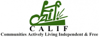 Communities Actively Living Independent and Free logo