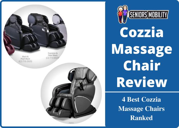 Cozzia Massage Chair Review