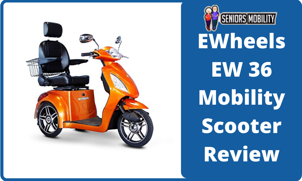 EWheels EW 36 Mobility Scooter Review