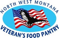 North West Montana Veterans Food Pantry logo