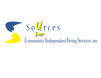 Sources for Community Independent Living, Inc. logo