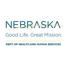 Nebraska department of Health logo