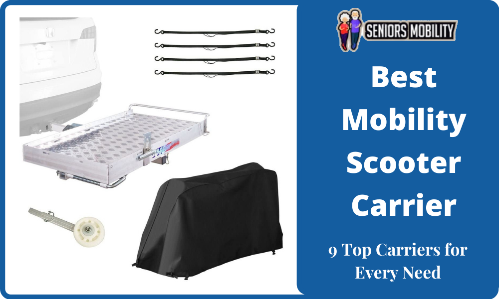 Best Mobility Scooter Carrier