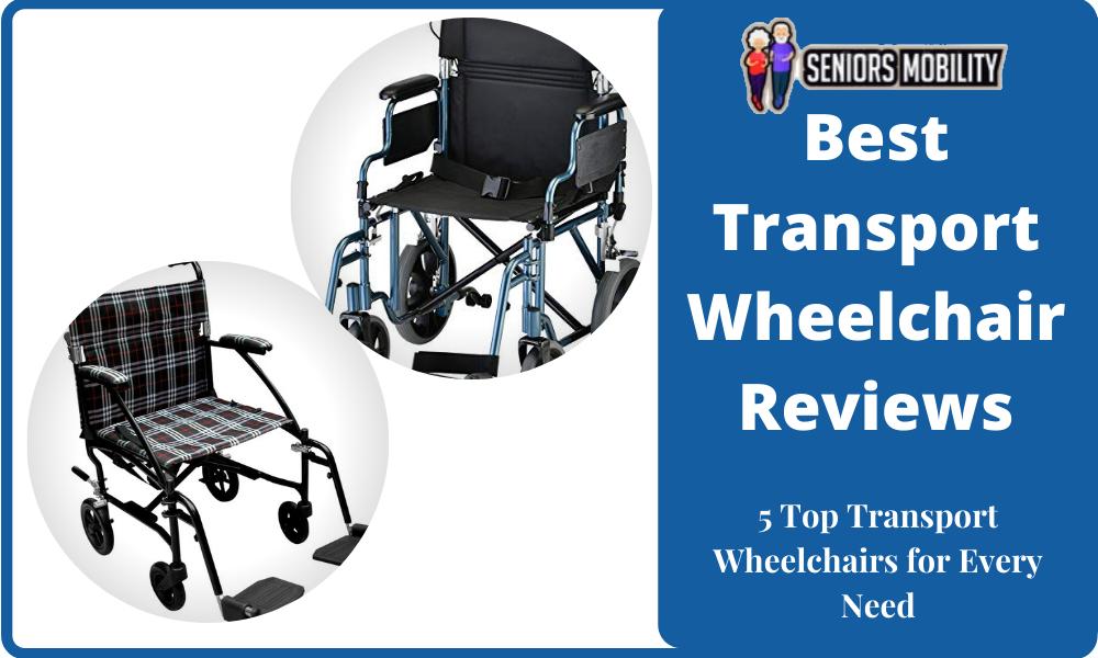 Best Transport Wheelchair Reviews