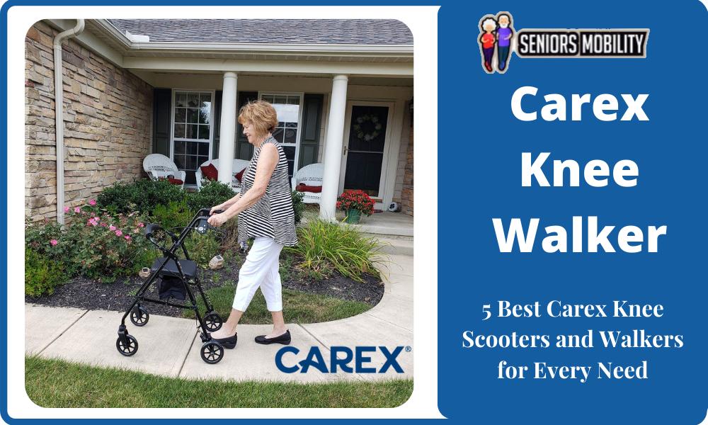 Carex Knee Walker