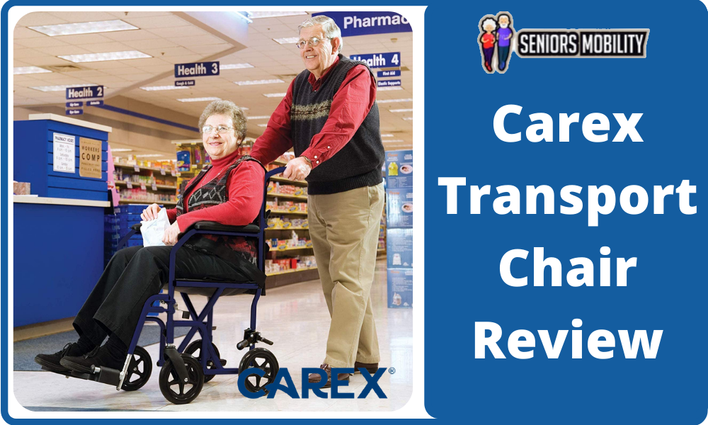 Carex Transport Chair Review