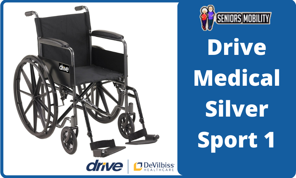 Drive Medical Silver Sport 1 Wheelchair Review