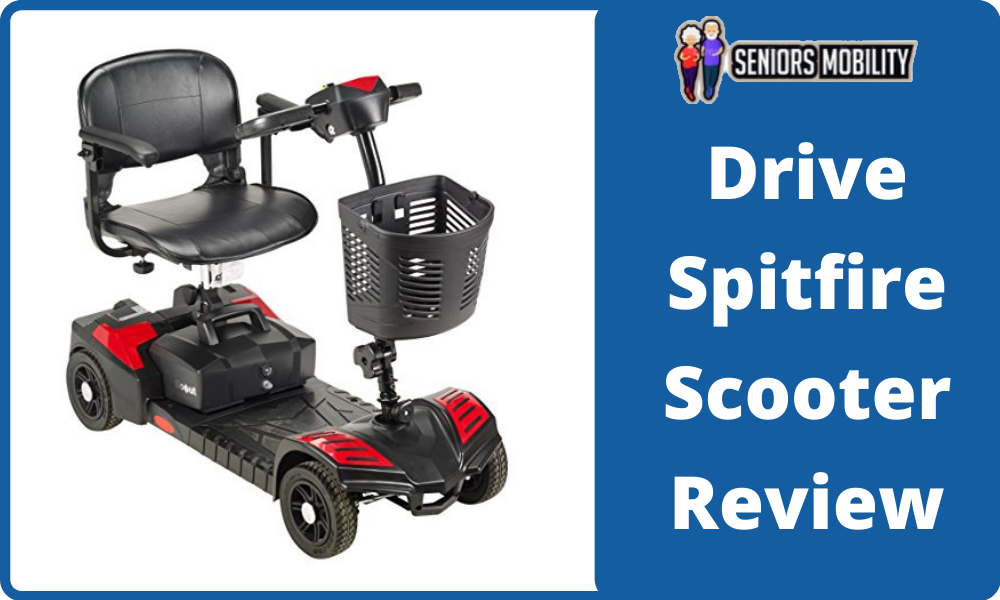 Drive Spitfire Scooter Review