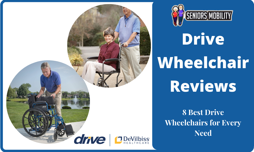 Drive Wheelchair Reviews