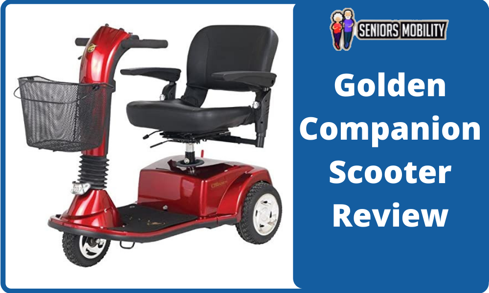 Golden Companion Scooter Review