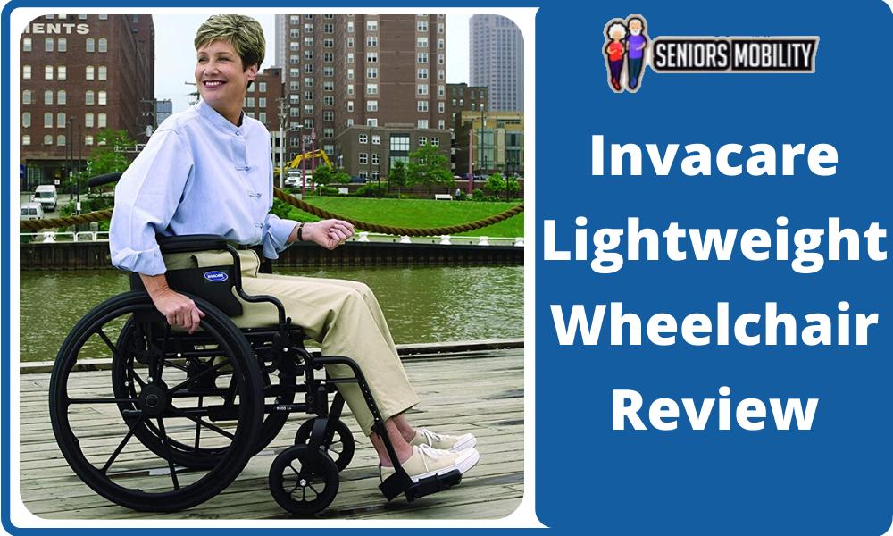 Invacare Lightweight Wheelchair Review