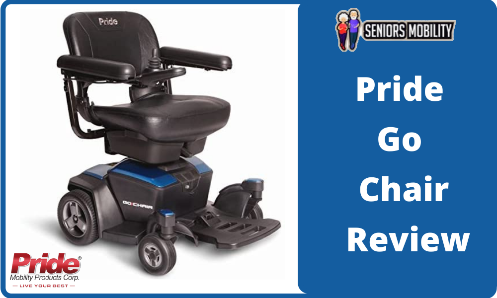 Pride Go Chair Review