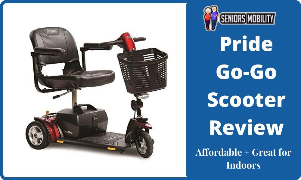 Pride Go-Go Scooter Review