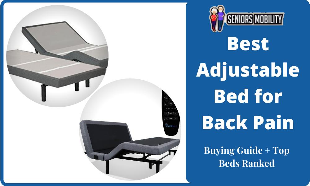 Best Adjustable Bed for Back Pain