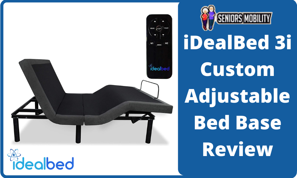 iDealBed 3i Custom Adjustable Bed Base Review