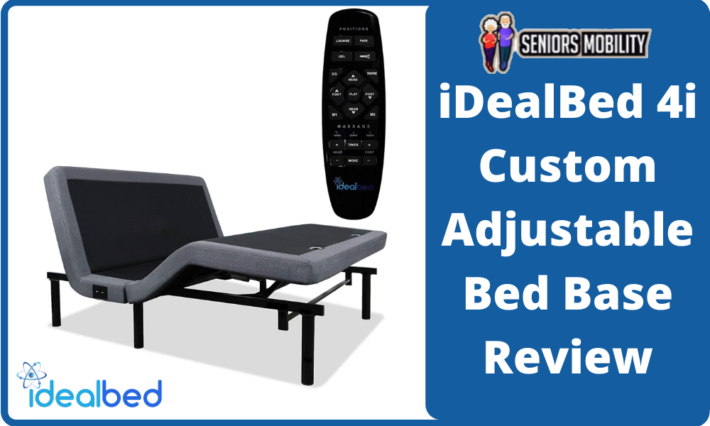 iDealBed 4i Custom Adjustable Bed Base Review