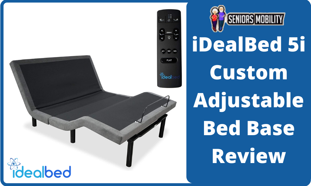 iDealBed 5i Custom Adjustable Bed Base Review