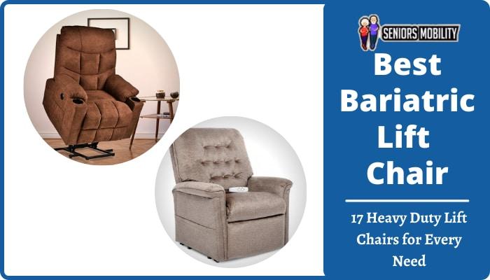 Best Bariatric Lift Chair