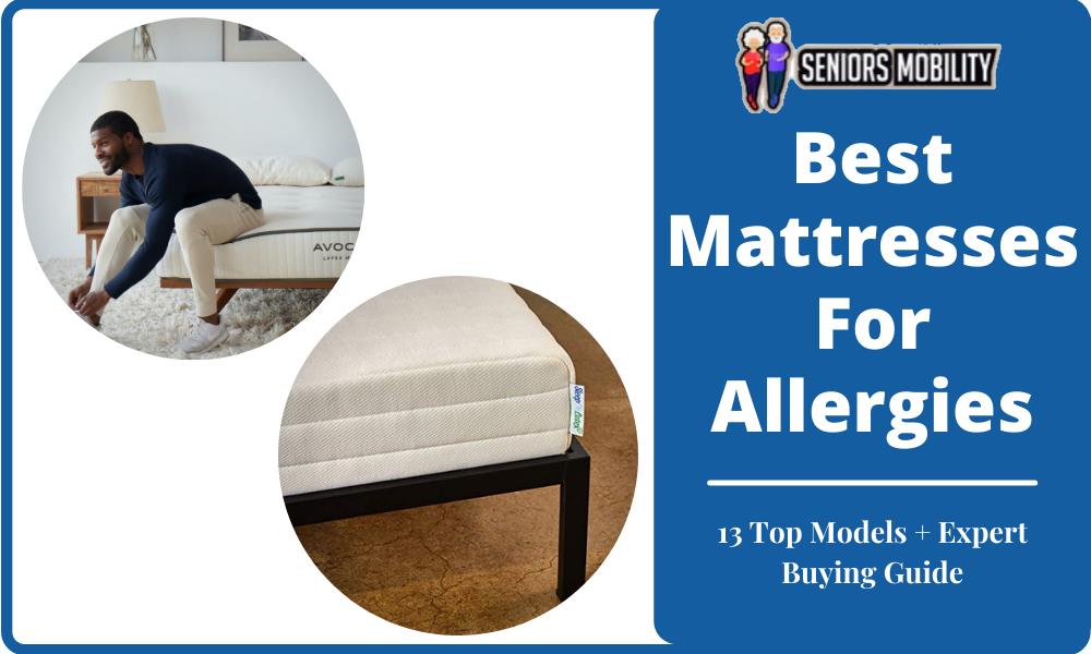 Best Mattresses For Allergies