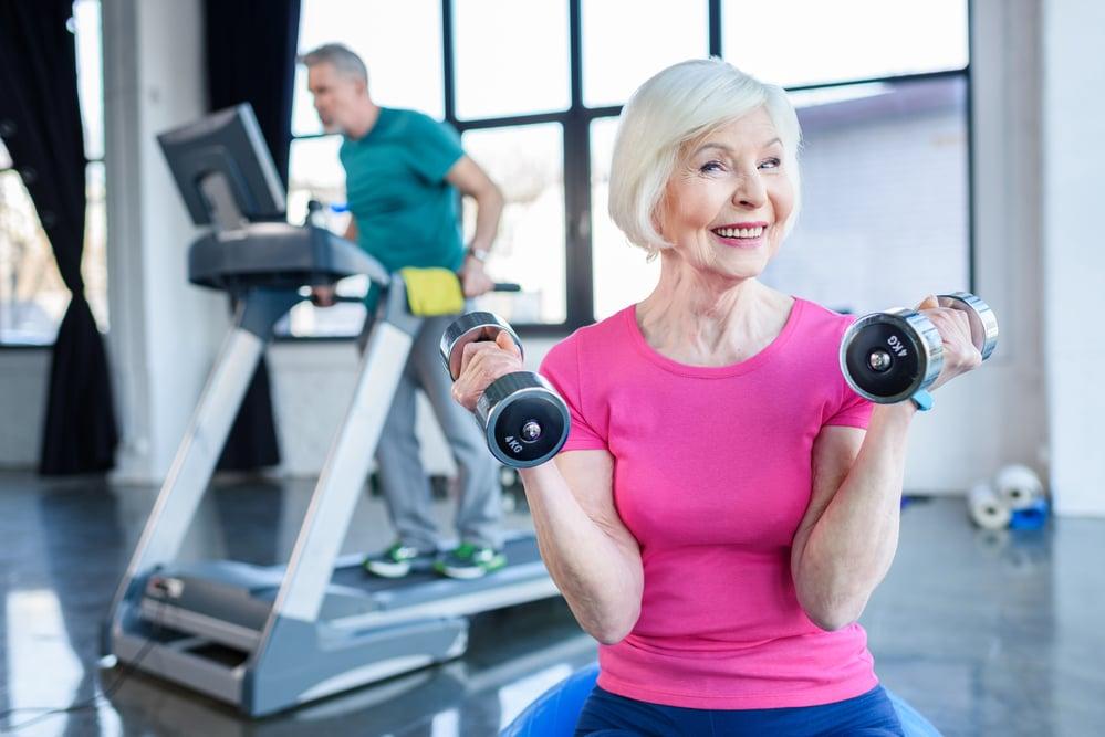 Exercise Equipment for Seniors