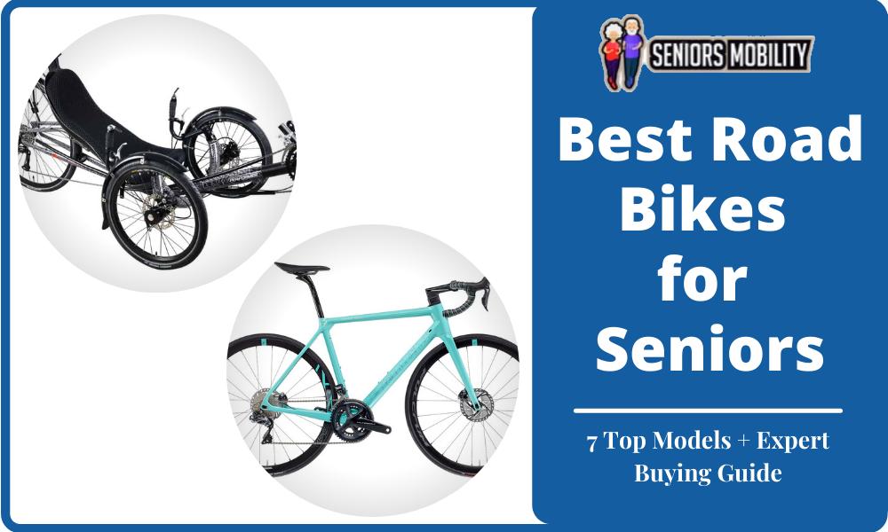 Best Road Bikes for Seniors