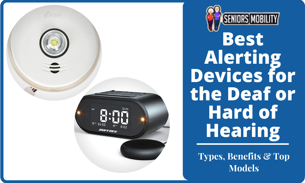 Best Alerting Devices for the Deaf or Hard of Hearing