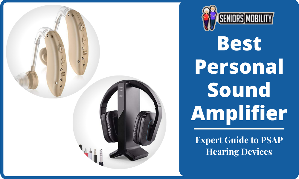 Best Personal Sound Amplifiers
