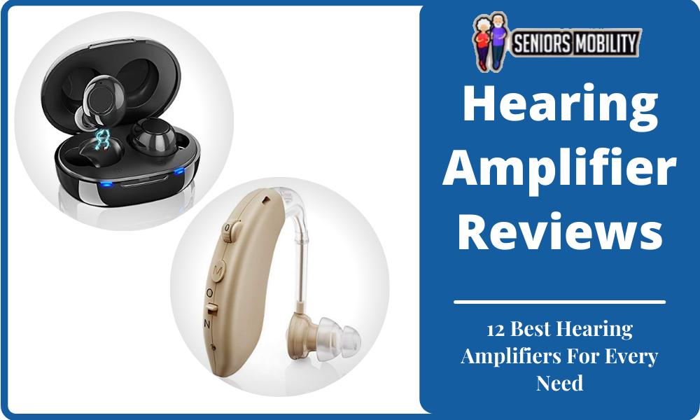 Hearing Amplifier Reviews