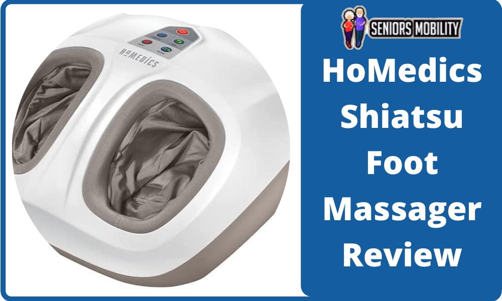 HoMedics Shiatsu Foot Massager Review