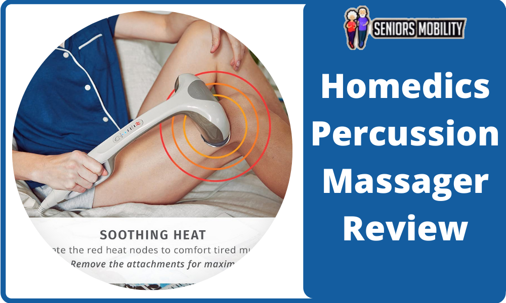 Homedics Percussion Massager Review
