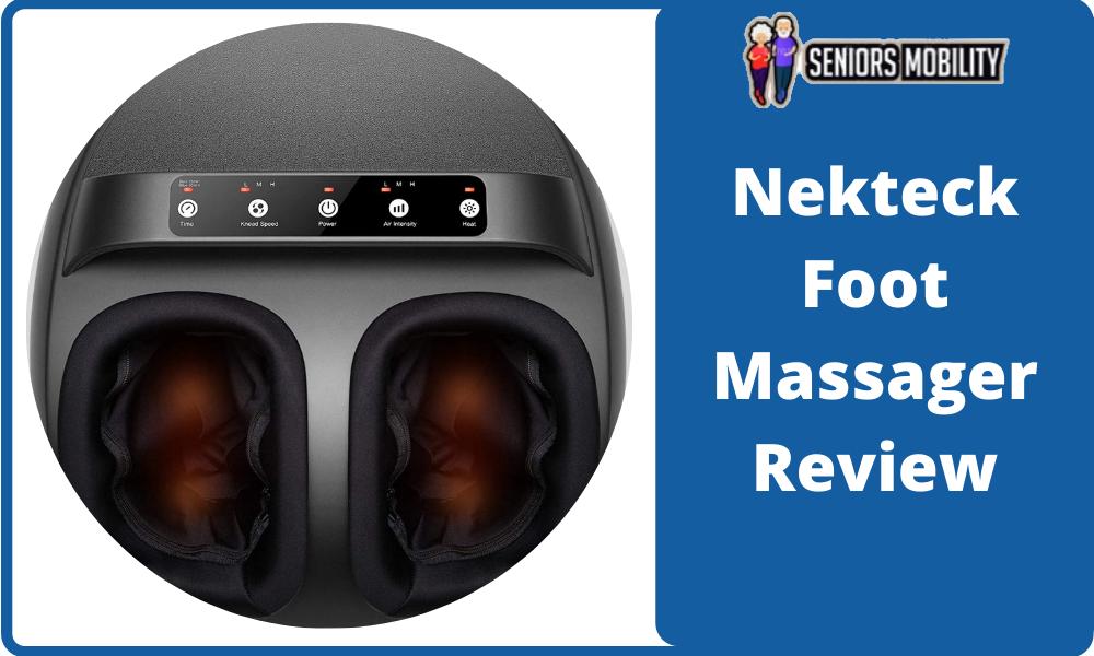 Nekteck Foot Massager Review