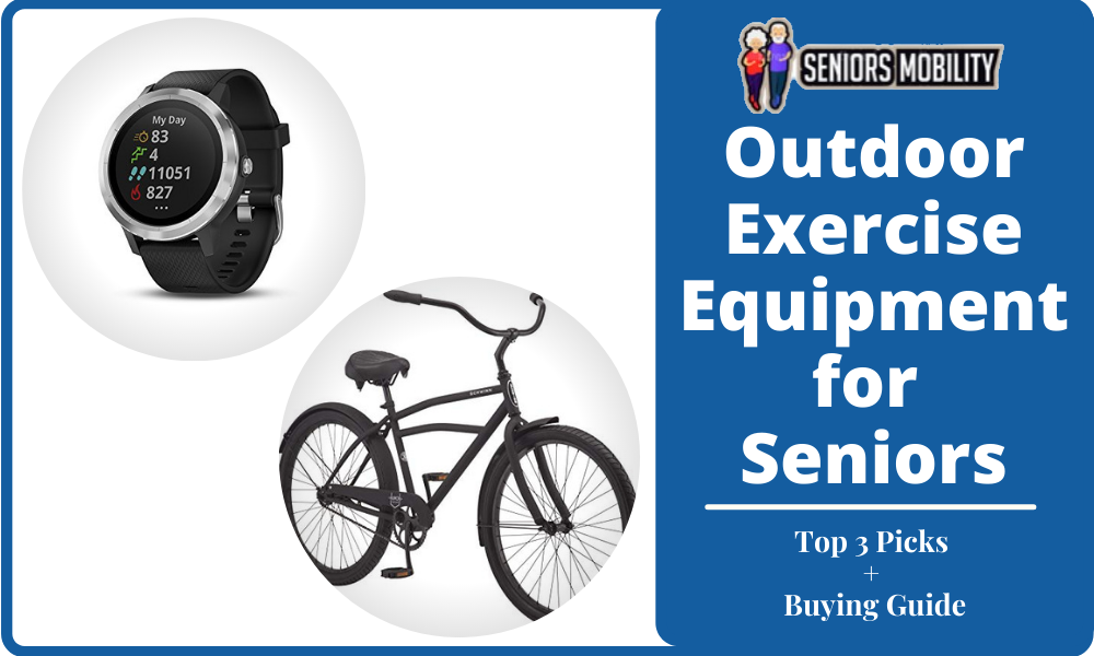 Outdoor Exercise Equipment for Seniors